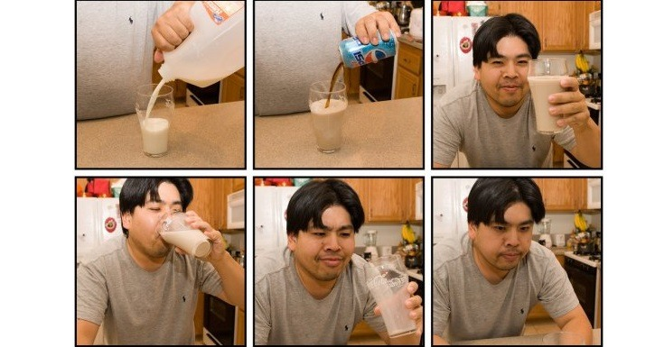 A Very Delicious Drink