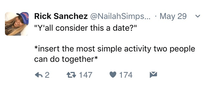Any Simple Activity