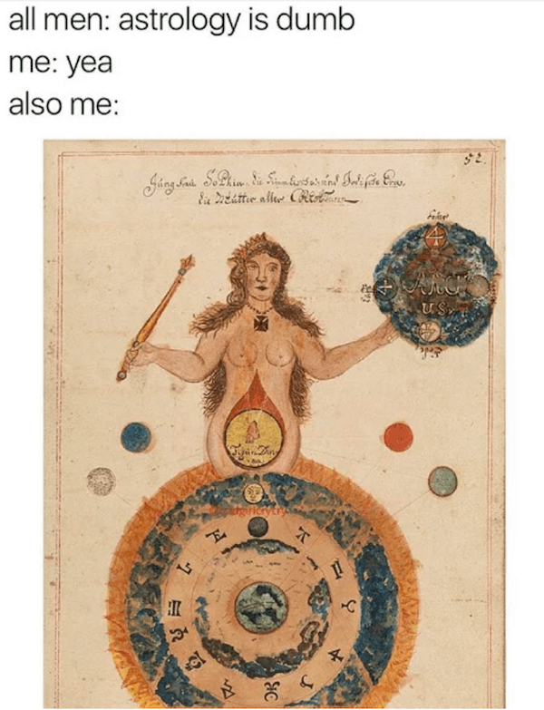 Funny Memes About Astrology