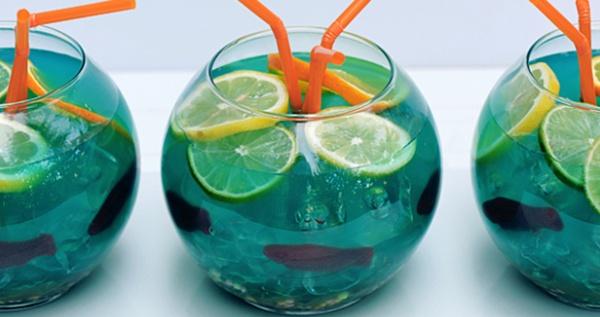 Blue Shark Drink
