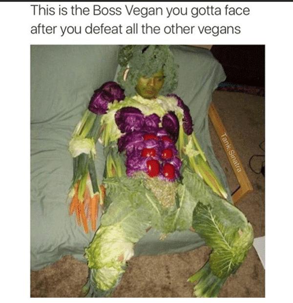 Boss Vegan