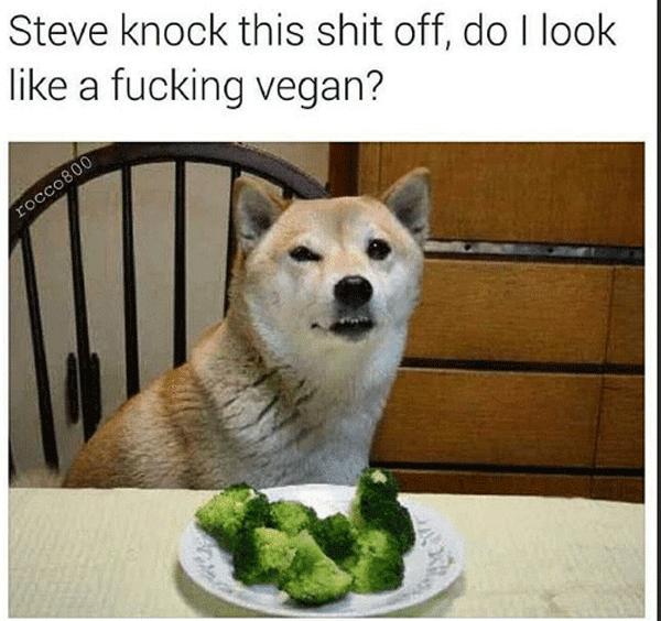 Brocoli Dog