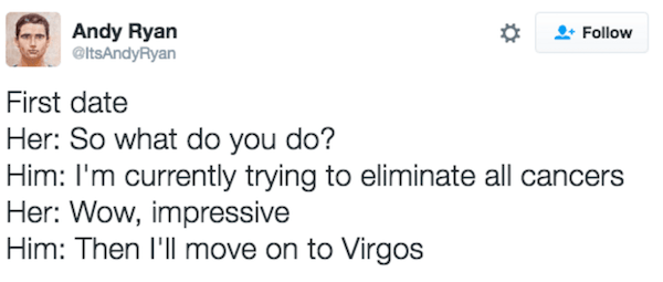 Cancers Funny Horoscope Memes