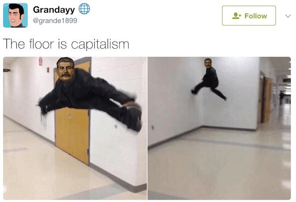Funny Floor Is Lava Memes