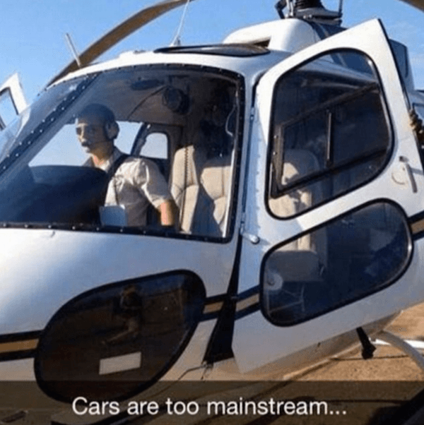 Cars Are Mainstream