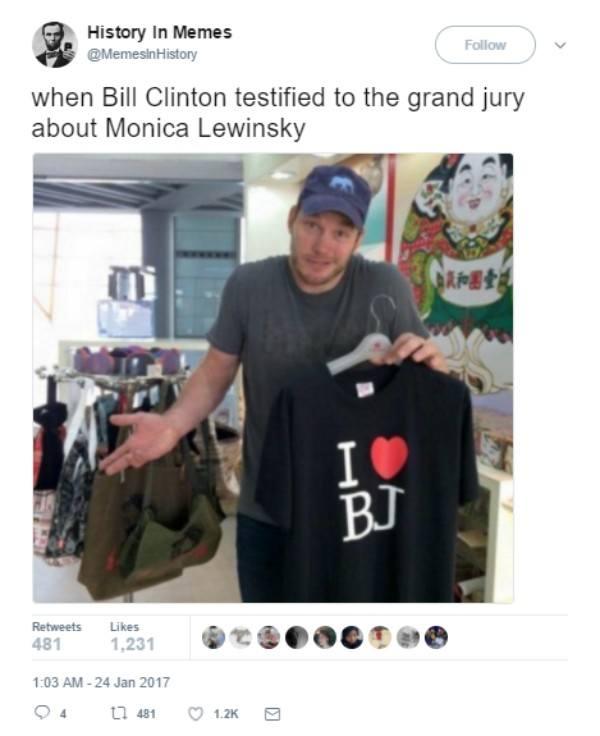 Clinton Bj