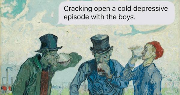 Cold Depressive Ones