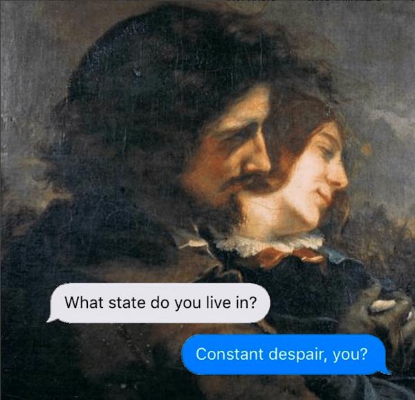 Constant Despair
