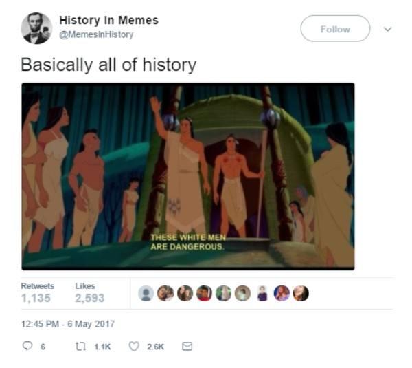 Dangerous White Men