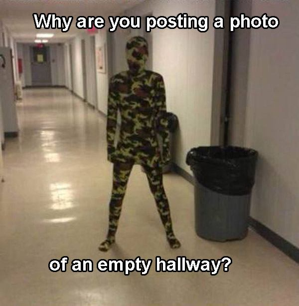 Funny Camouflage Pictures