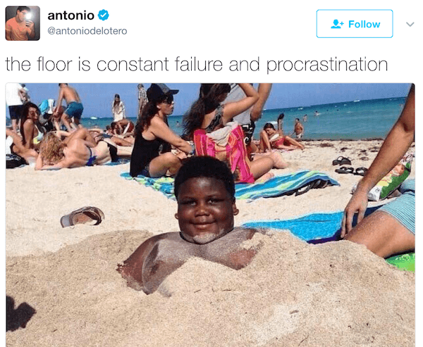 The Best The Floor Is Lava Memes