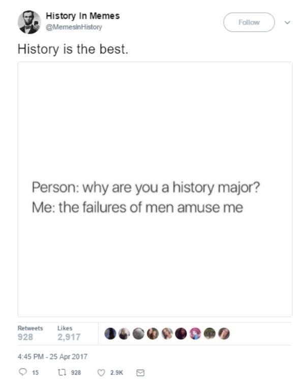 Failures Of Men