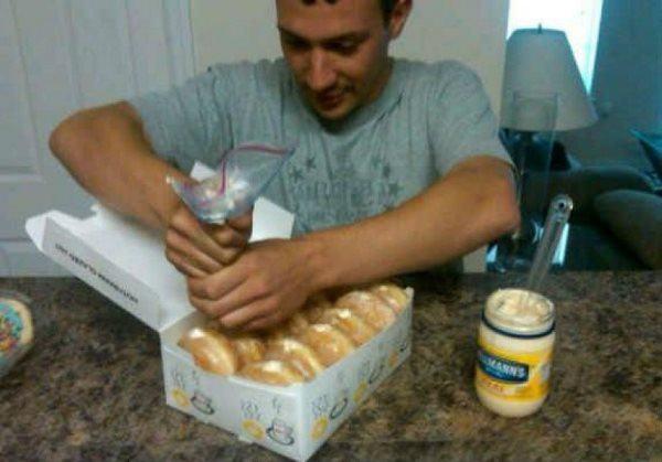 Hellmans Donuts