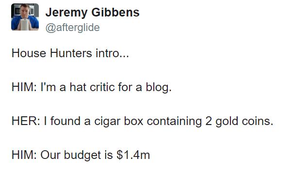 Hgtv Memes Hat Critic