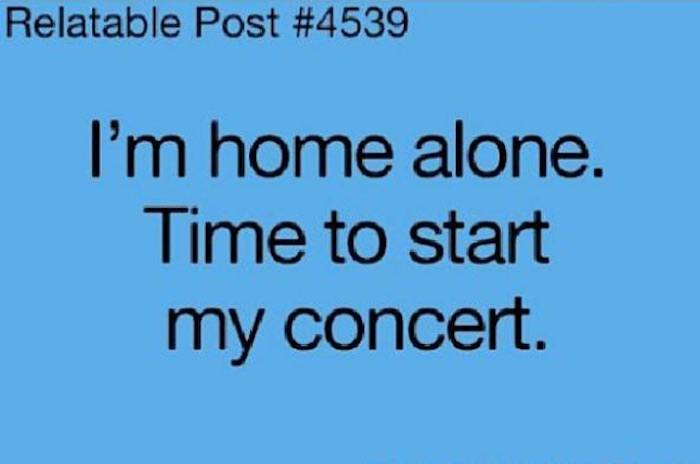 Home Alone Concert