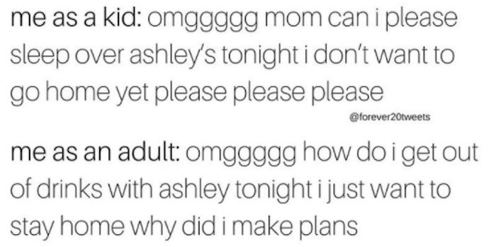 Introvert Memes Ashley