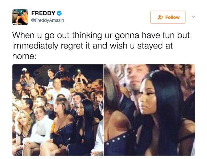 Introvert Memes Nicki Minaj