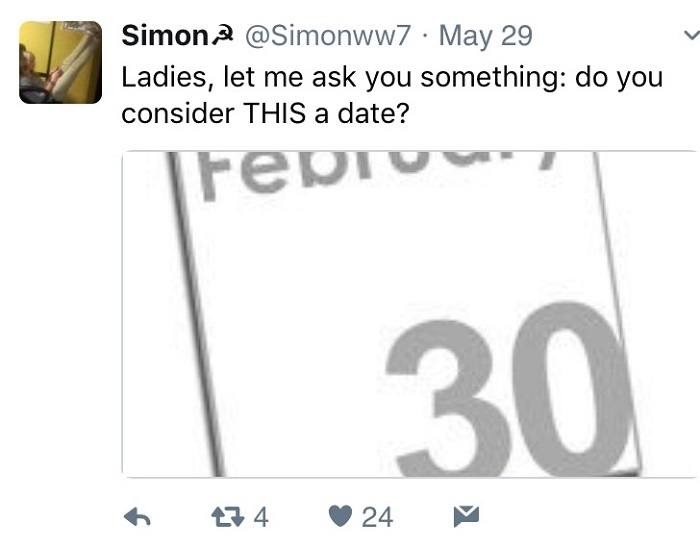 Is This A Date