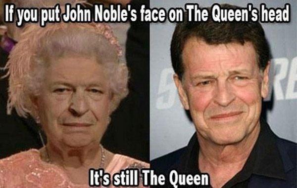 John Noble Queen
