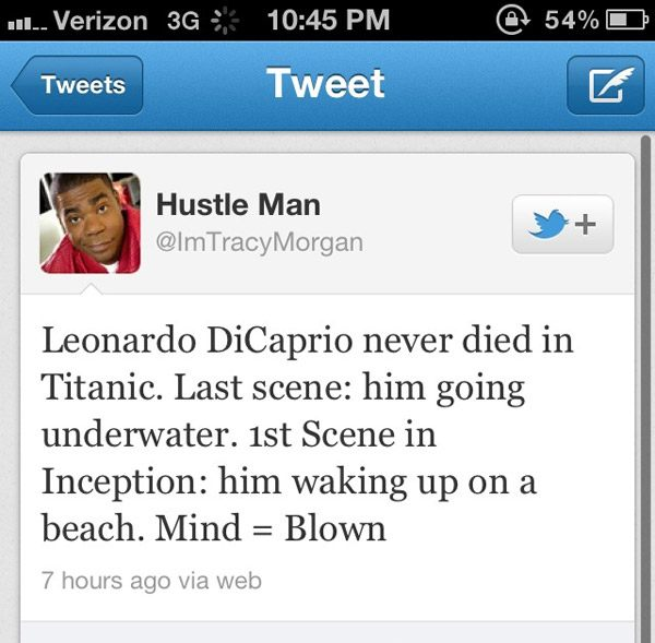 Leo Titanic