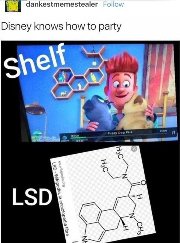 Lsd Shelf