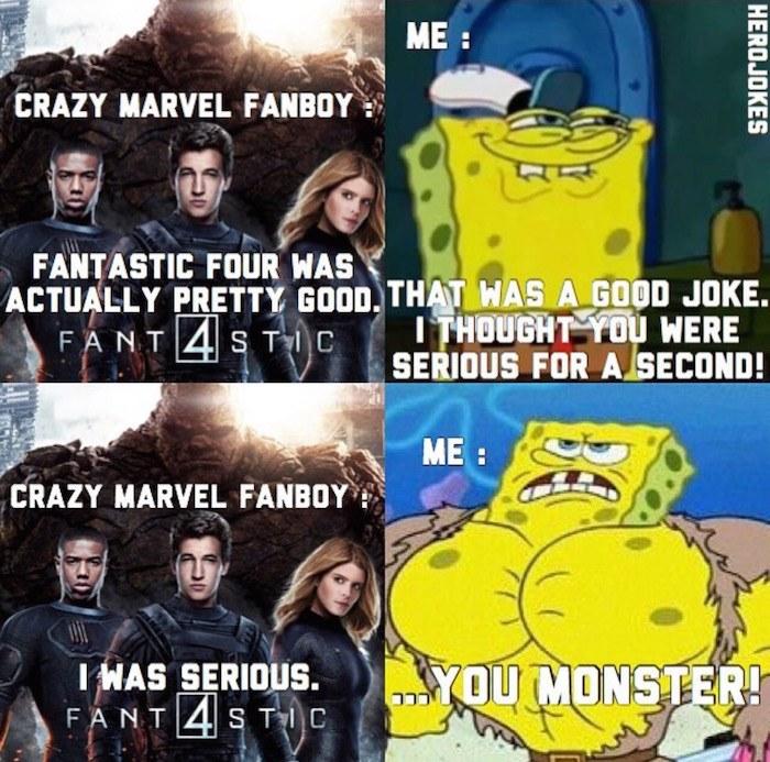 Marvel Fanboy