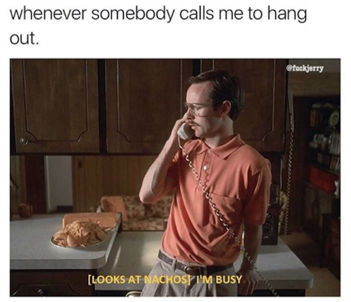 Memes About Being An Introvert