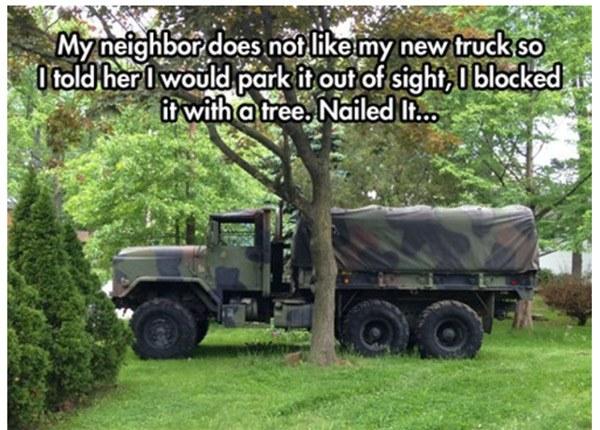 Neighbor Truck