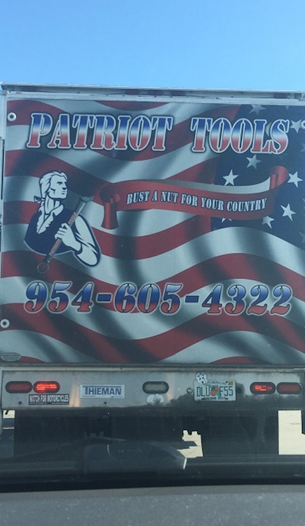 Patriot Tools