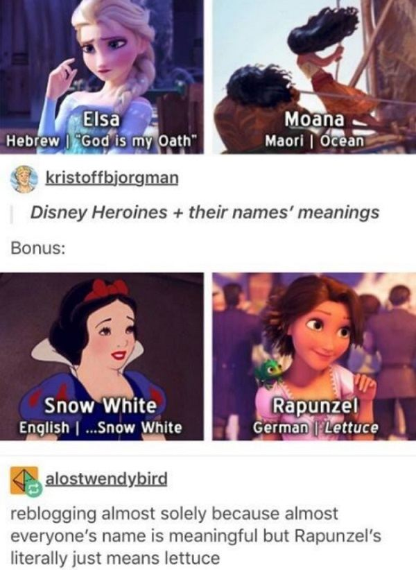Princess Names
