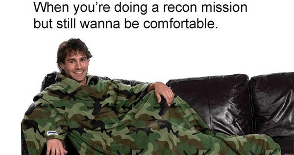 Recon Mission