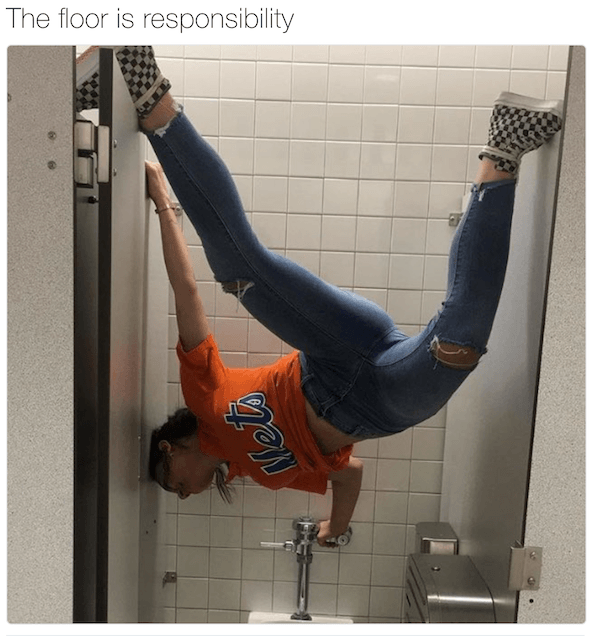 The Floor Is Lava Memes