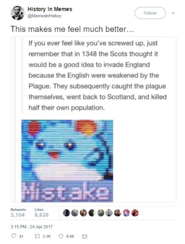 Scots Plague
