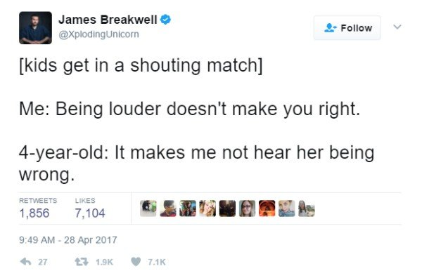 Shouting Match