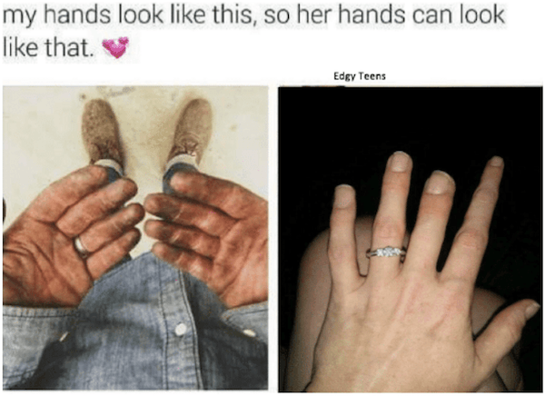 27 My Hands Look Like This Memes To Make Her Hands Look