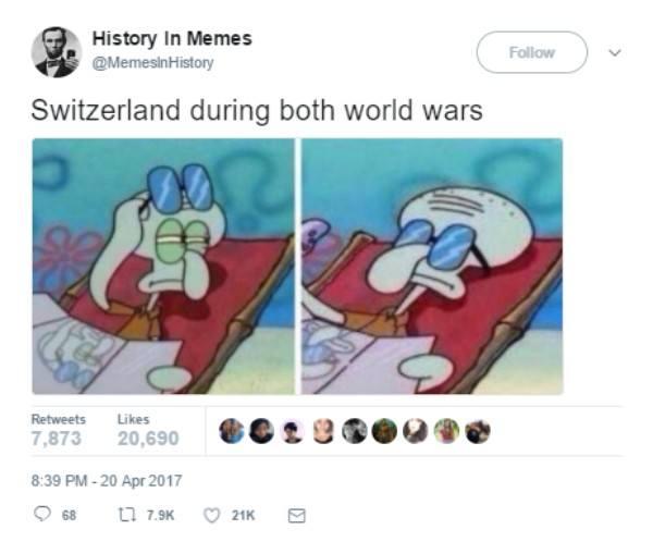 Switzerland Word Wars