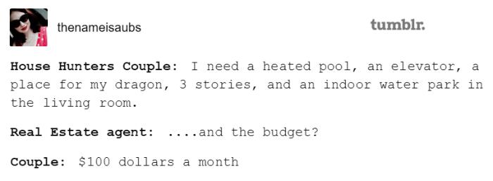 The Budget Hgtv Memes