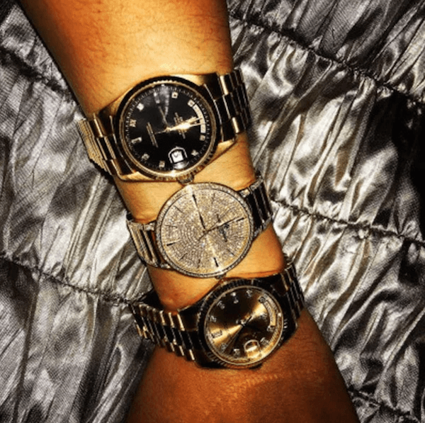 Too Many Watches