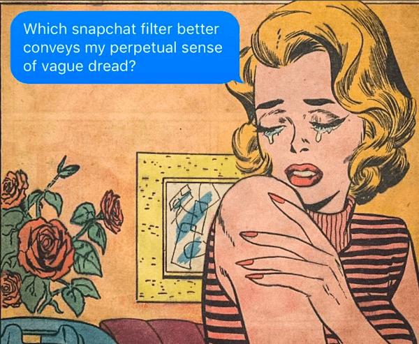 Vague Dread