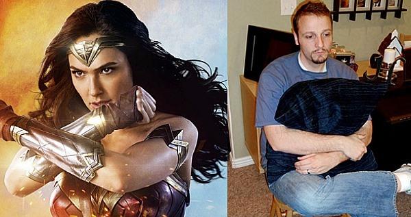 Wonder Woman Boners