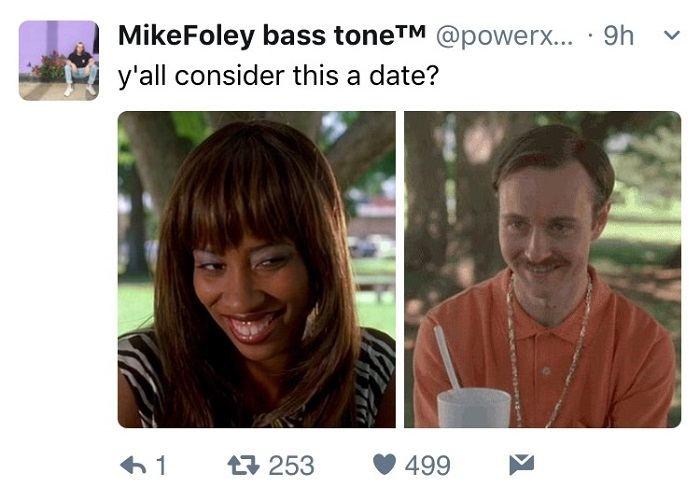 Ya'll Consider This A Date