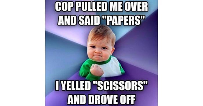 OG Cop Papers