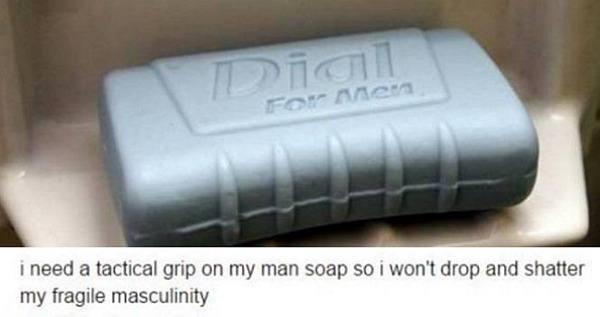 OG Man Soap