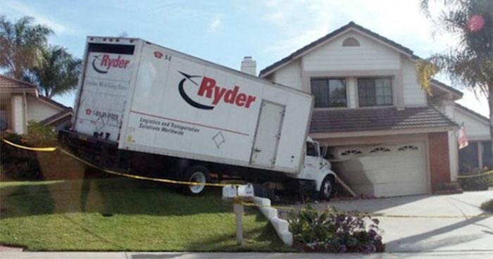 OG Truck In House