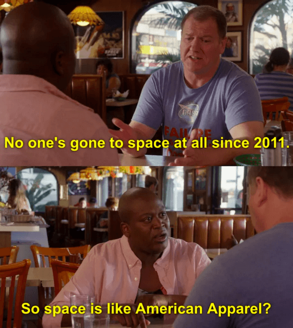 Kimmy Schmidt Quotes American Apparel