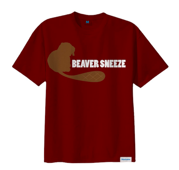 The Beaver Sneeze Terrible Band Names