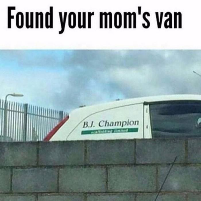 The Funniest Your Mom Jokes