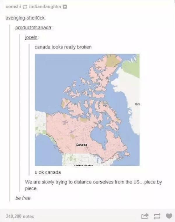 Broken Canada