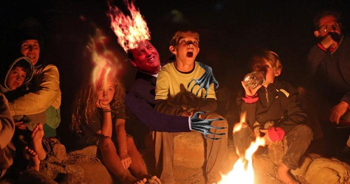 Campfire Christie