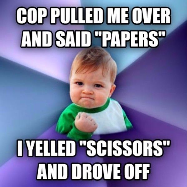 Funny Success Kid Memes
